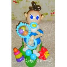 Лялька для встречи из роддома