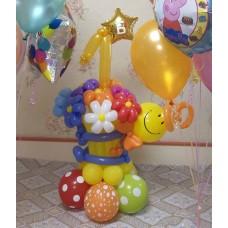 Букет из шаров 1 Сентября