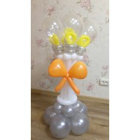 Букет из шаров Лампочки