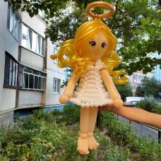 Ангел Девочка из шаров