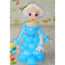 Эльза из шаров