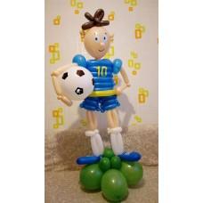 Игрушка Футболист из шаров