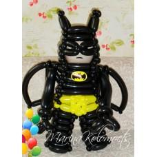 Герой Лего Ниндзяго Бэтмэн Ниндзя из шаров