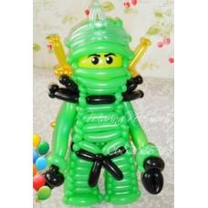 Герой Лего Ниндзяго ЛЛойд Гармадон