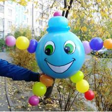 Игрушка Капитошка из шаров