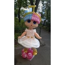 Кукла Лол (L.O.L.) из шаров