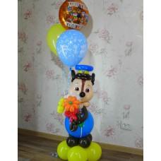 Маршал из шариков Щенячий Патруль