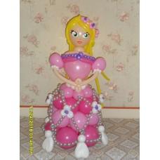 Принцесса из шаров