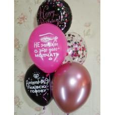 Гелиевые шарики для Подружки