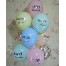 Гелиевые шарики Фантастична Жінка