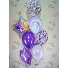 Гелиевые шарики Феерия