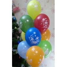 Гелиевые шарики Пираты для мальчика