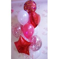 Гелиевые шарики С Любовью