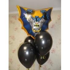 Гелиевые шары Бэтмен