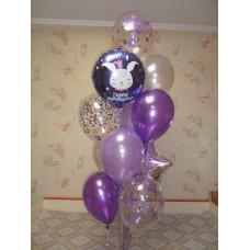 Гелиевые шары Моей Принцессе